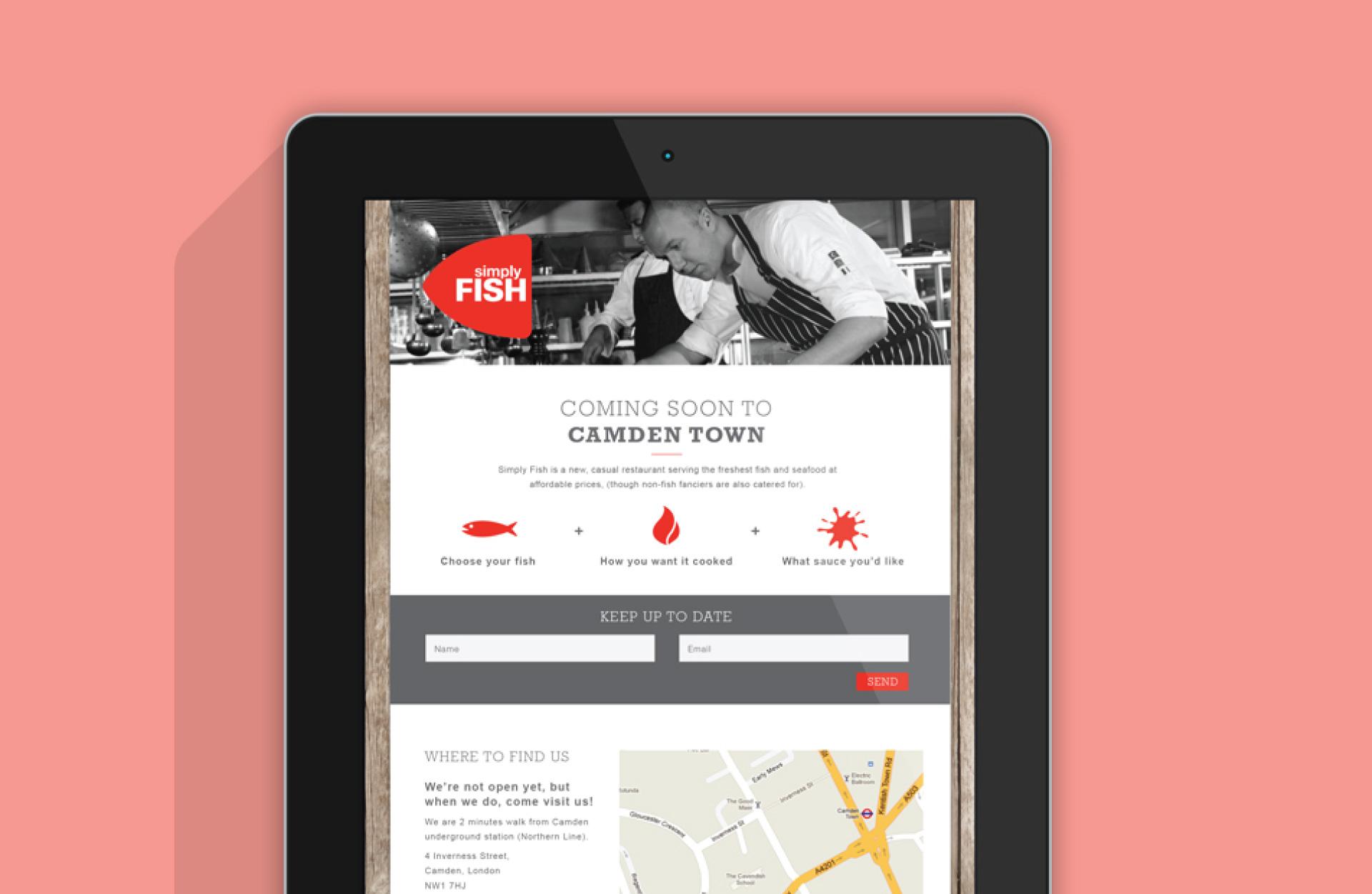 simply fish website